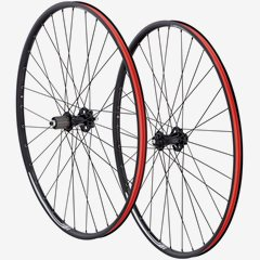 STOUT SL DISC 29 WHEELSET BLK