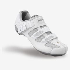 TORCH RD SHOE WMN WHT/SIL 37/6.5