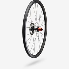 CLX 32 DISC REAR SATIN CARBON/GLOSS BLK